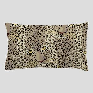 Wild Cats Pillow Case