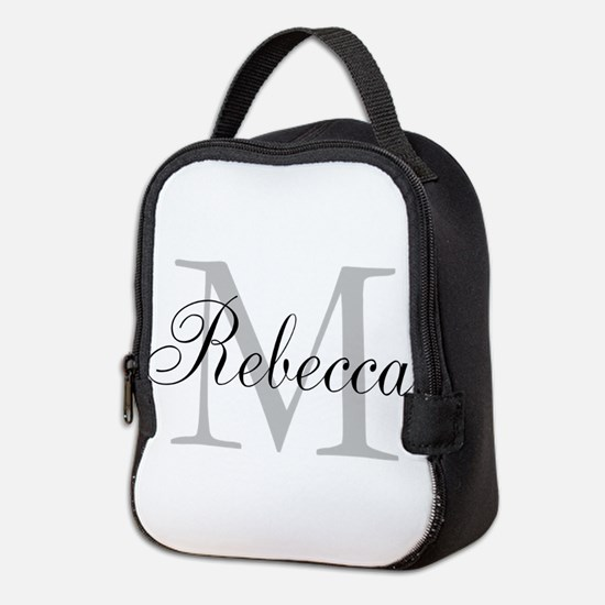 Monogram Initial And Name Personalize It! Neoprene