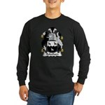 Robotham Family Crest Long Sleeve Dark T-Shirt