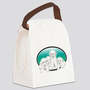 Blonde Labs Canvas Lunch Bag