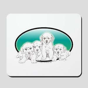 Blonde Labs Mousepad