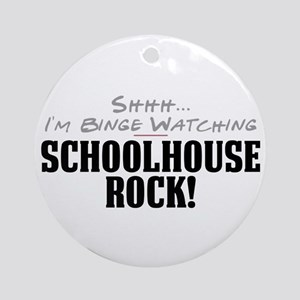Shhh... I'm Binge Watching Schoolhouse Rock! Round