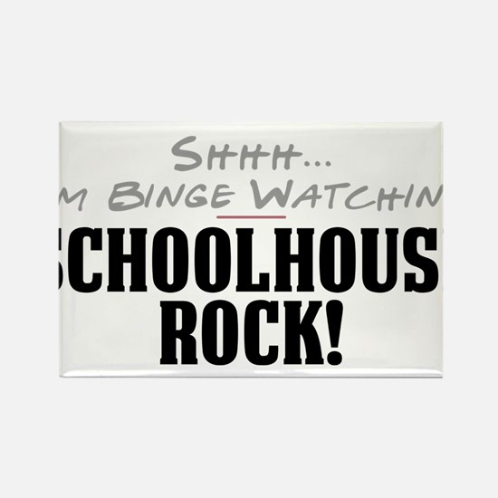 Shhh... I'm Binge Watching Schoolhouse Rock! Recta
