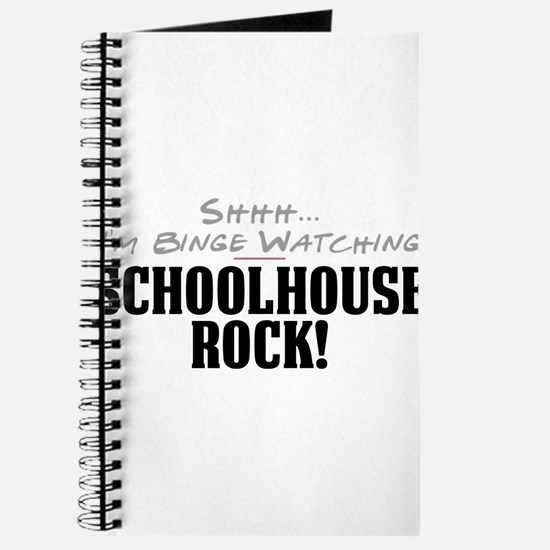 Shhh... I'm Binge Watching Schoolhouse Rock! Journ