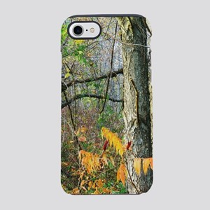 Forest scenery iPhone 7 Tough Case