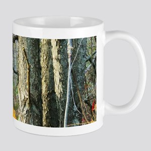 Forest scenery Mugs