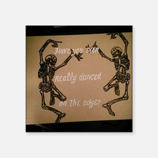 "Pierce The Veil Square Sticker 3"" x 3"""