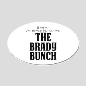 Shhh... I'm Binge Watching The Brady Bunch 22x14 O