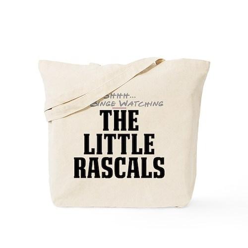 Shhh... I'm Binge Watching The Little Rascals Tote