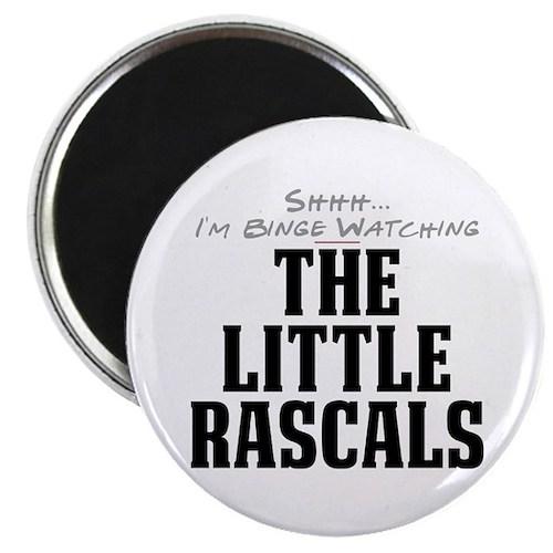 Shhh... I'm Binge Watching The Little Rascals 2.25