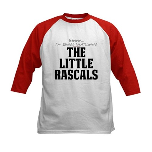 Shhh... I'm Binge Watching The Little Rascals Kids