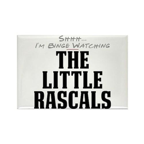 Shhh... I'm Binge Watching The Little Rascals Rect