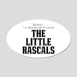 Shhh... I'm Binge Watching The Little Rascals 22x1