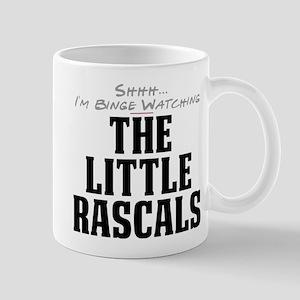 Shhh... I'm Binge Watching The Little Rascals Mug