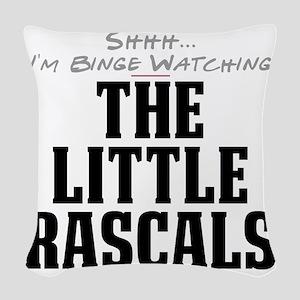 Shhh... I'm Binge Watching The Little Rascals Wove