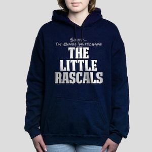 Shhh... I'm Binge Watching The Little Rascals Woma