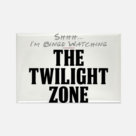Shhh... I'm Binge Watching The Twilight Zone Recta