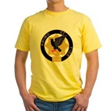 1st squadron 1st cavalry Mens Classic Yellow T-Shirts