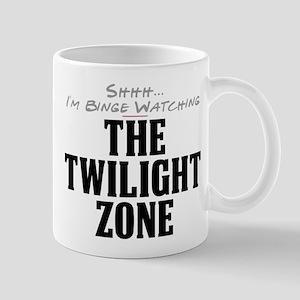Shhh... I'm Binge Watching The Twilight Zone Mug
