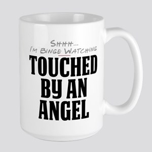 Shhh... I'm Binge Watching Touched by an Angel Lar