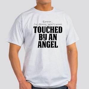 Shhh... I'm Binge Watching Touched by an Angel Lig