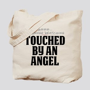 Shhh... I'm Binge Watching Touched by an Angel Tot