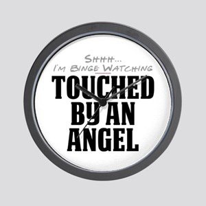 Shhh... I'm Binge Watching Touched by an Angel Wal