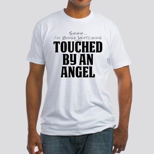 Shhh... I'm Binge Watching Touched by an Angel Fit