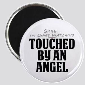 Shhh... I'm Binge Watching Touched by an Angel Mag