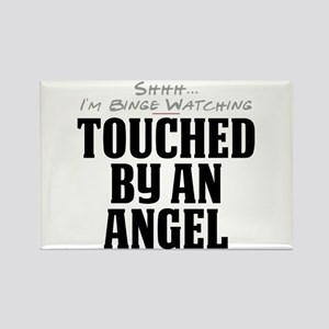 Shhh... I'm Binge Watching Touched by an Angel Rec