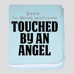 Shhh... I'm Binge Watching Touched by an Angel Inf