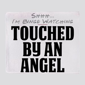 Shhh... I'm Binge Watching Touched by an Angel Sta