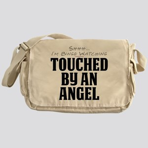 Shhh... I'm Binge Watching Touched by an Angel Can