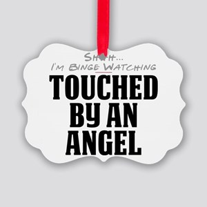 Shhh... I'm Binge Watching Touched by an Angel Pic