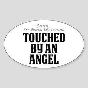 Shhh... I'm Binge Watching Touched by an Angel Ova