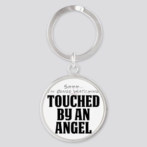 Shhh... I'm Binge Watching Touched by an Angel Rou
