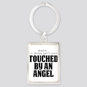 Shhh... I'm Binge Watching Touched by an Angel Por