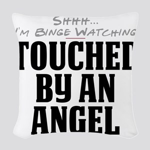 Shhh... I'm Binge Watching Touched by an Angel Wov