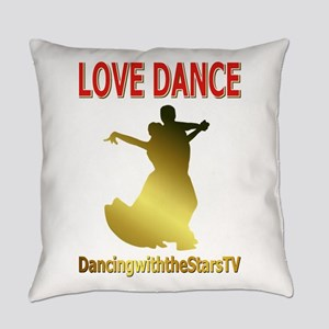 Dancingwiththestars Everyday Pillow
