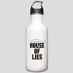 Shhh... I'm Binge Watching House of Lies Stainless