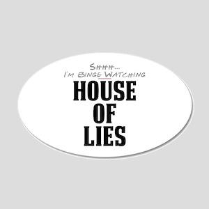 Shhh... I'm Binge Watching House of Lies 22x14 Ova