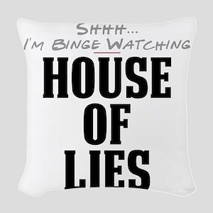 Shhh... I'm Binge Watching House of Lies Woven Thr