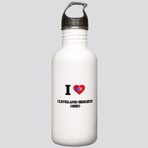 I love Cleveland Heigh Stainless Water Bottle 1.0L