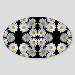 90s vintage floral Sticker