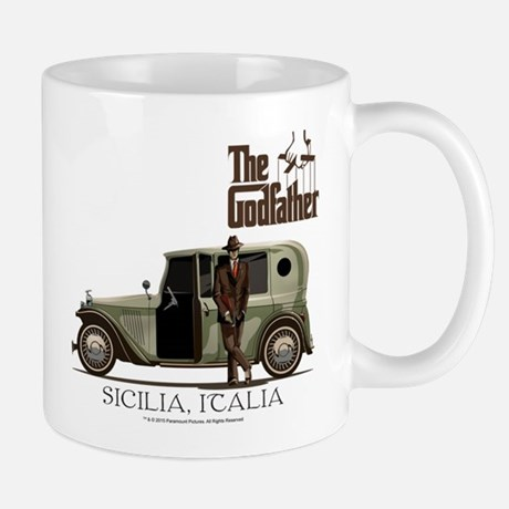 The Godfather Sicilia Mug