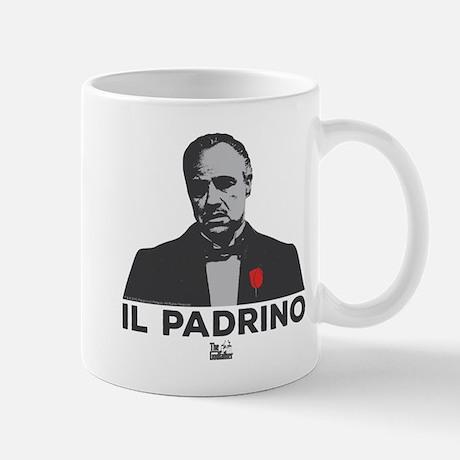 The Godfather Il Padrino Mug