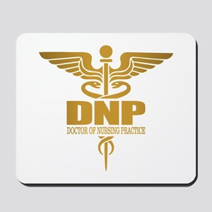 DNP gold Mousepad