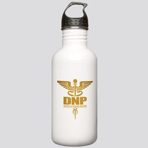 DNP gold Water Bottle