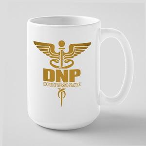 DNP gold Mugs