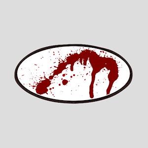 blood splatter 6 Patch